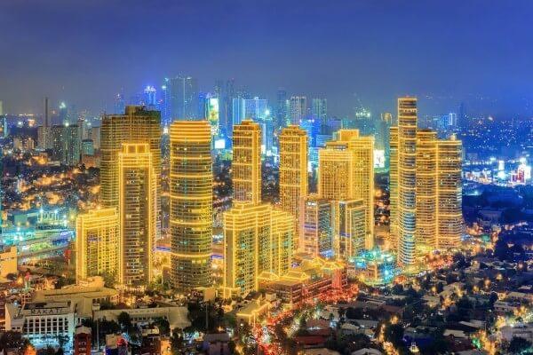 Filipinler Manila