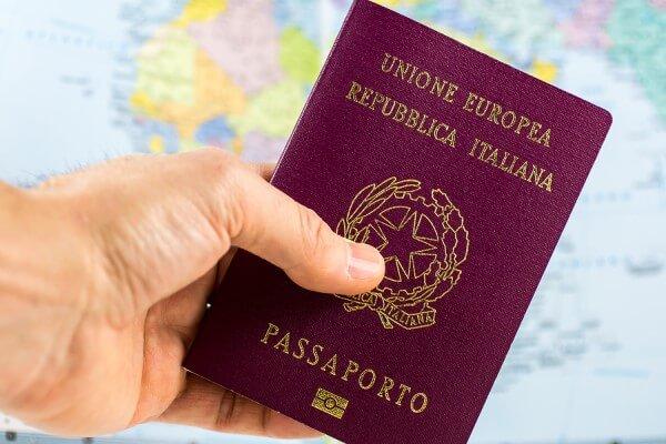 İtalya vatandaşlık şartları