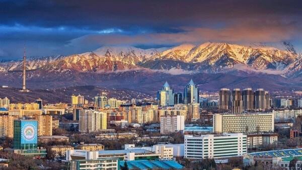 Kazakistan Almatı