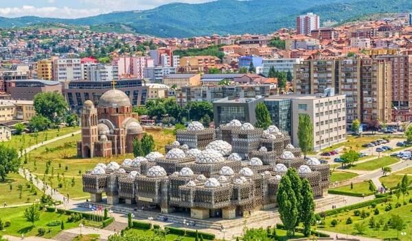 Kosova Piriştine
