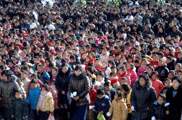 Kozey Kore Nüfusu