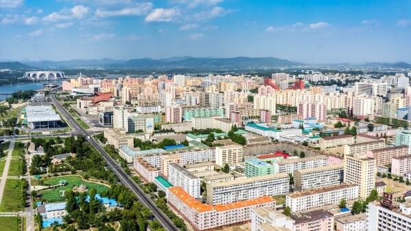 Kuzey Kore Şehirleri