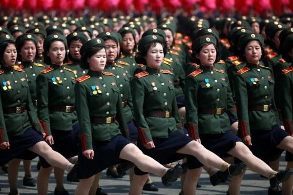 Kuzey Kore Yasakları 1