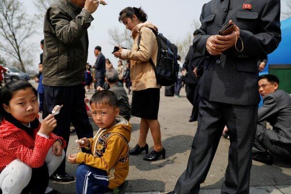 Kuzey Kore de yaşam