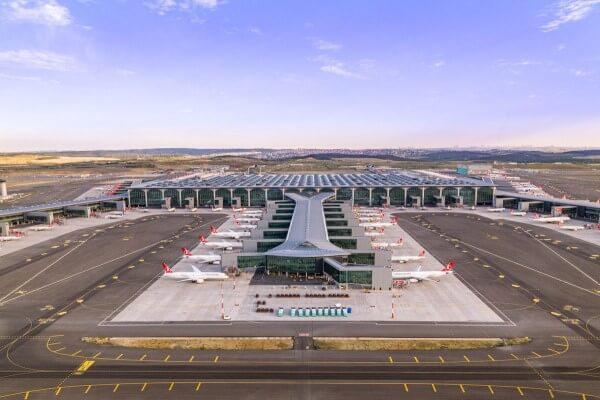 İstanbul Havalimanı Nerede