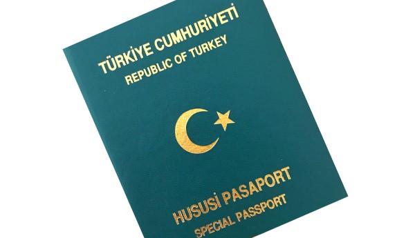 Yeşil Pasaport Nasıl Alınır